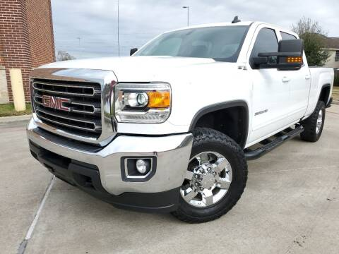 2017 GMC Sierra 2500HD for sale at AUTO DIRECT in Houston TX
