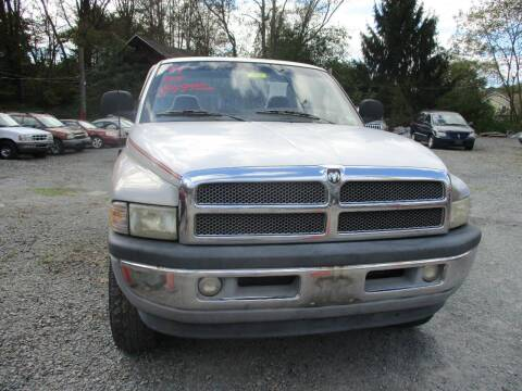 1998 Dodge Ram Pickup 1500 for sale at FERNWOOD AUTO SALES in Nicholson PA