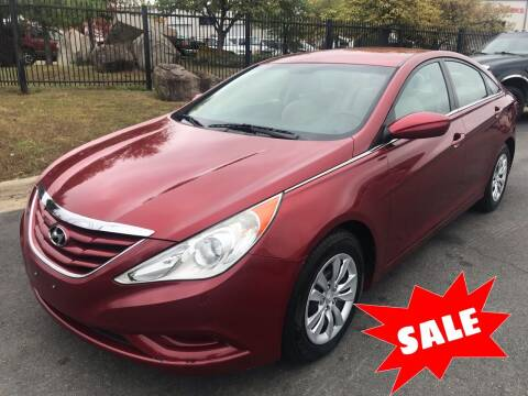 2011 Hyundai Sonata for sale at Dreams Auto Group LLC in Sterling VA