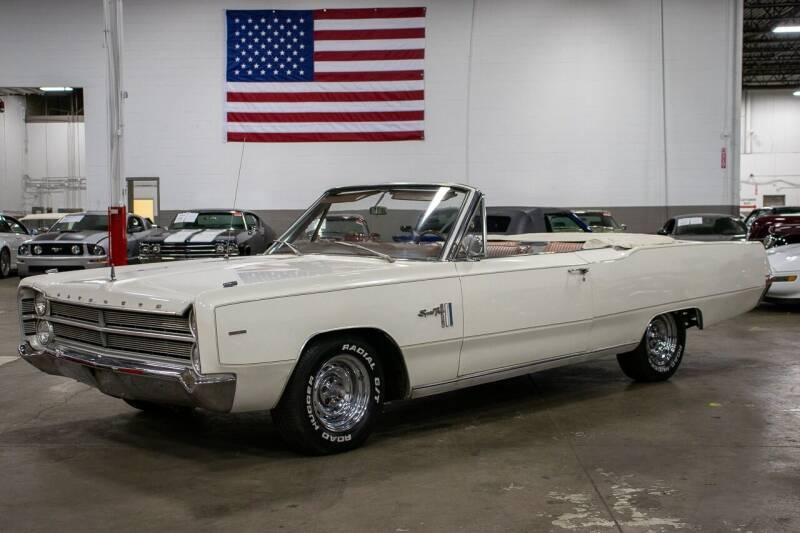 1967 Plymouth Fury for sale in Grand Rapids, MI
