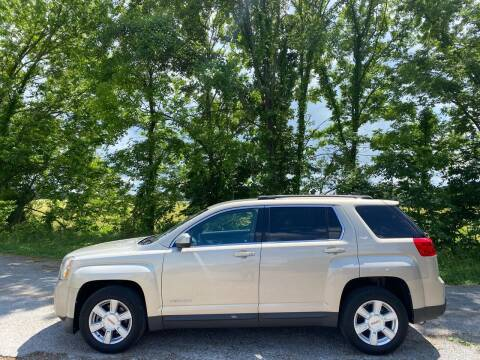 2011 GMC Terrain for sale at RAYBURN MOTORS in Murray KY