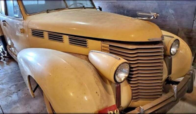 1938 Cadillac Series 60 for sale at K & G Auto Sales Inc in Delta OH