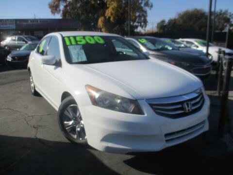 2012 Honda Accord for sale at Quick Auto Sales in Modesto CA