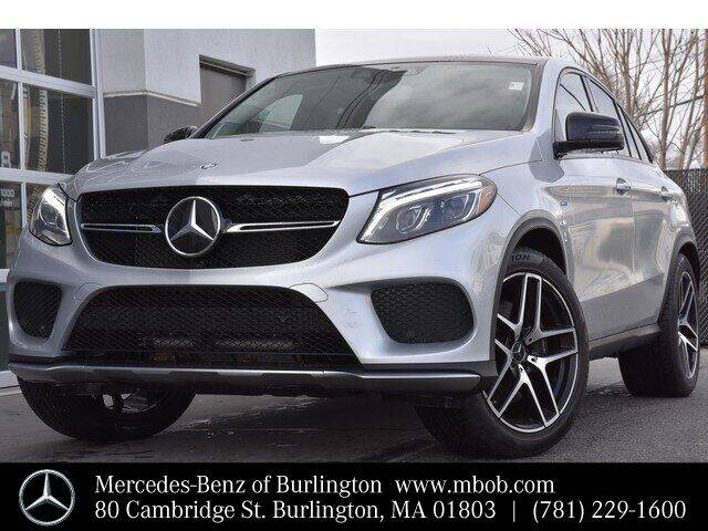 2016 Mercedes-Benz GLE for sale at Mercedes Benz of Burlington in Burlington MA