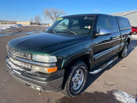2002 Chevrolet Silverado 1500 for sale at De Anda Auto Sales in South Sioux City NE