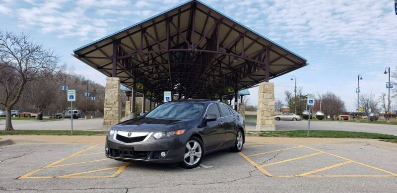 2010 Acura TSX for sale at D&C Motor Company LLC in Merriam KS