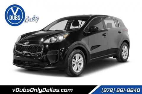2017 Kia Sportage for sale at VDUBS ONLY in Dallas TX