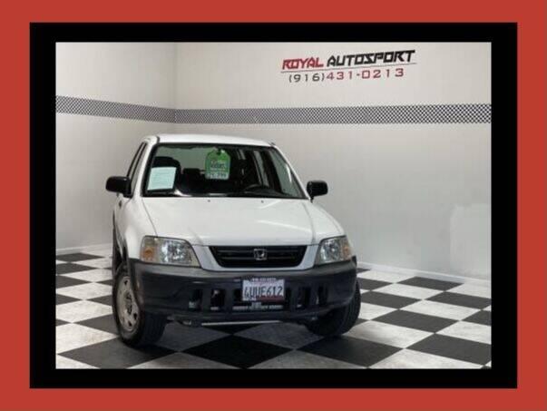 2001 Honda CR-V for sale at Royal AutoSport in Sacramento CA