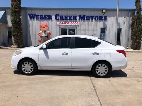 2012 Nissan Versa for sale at Weber Creek Motors in Corpus Christi TX