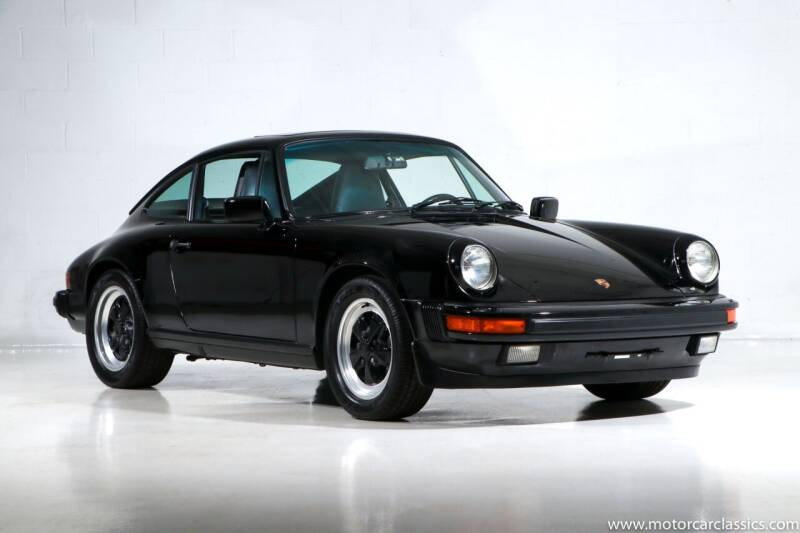 1986 Porsche 911 for sale at Motorcar Classics in Farmingdale NY