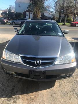 2003 Acura TL for sale at Jardims' Automotive in Roselle NJ