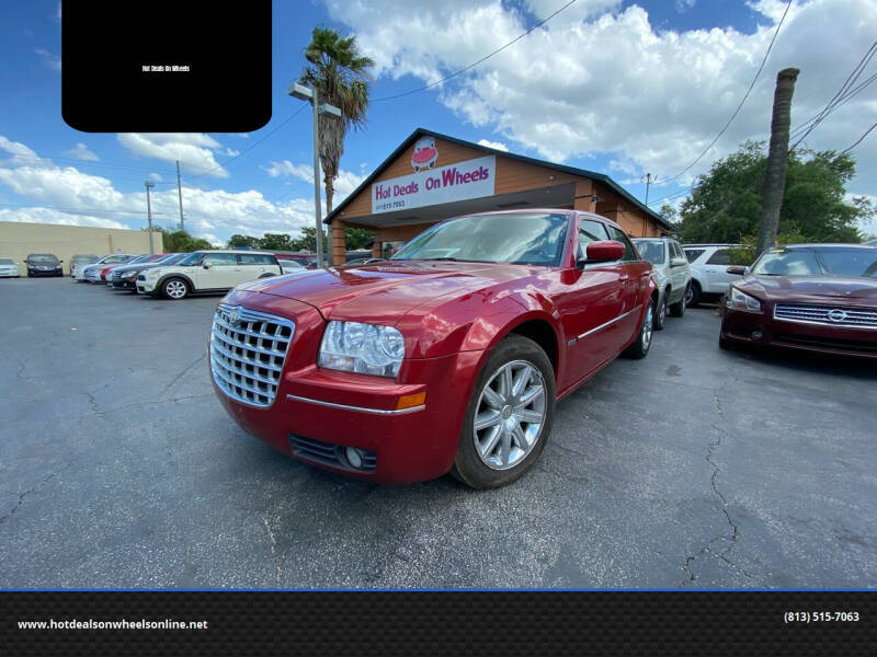 2008 Chrysler 300 for sale at Hot Deals On Wheels in Tampa FL