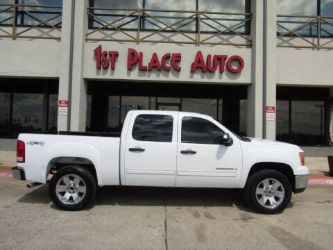 2009 GMC Sierra 1500 for sale at First Place Auto Ctr Inc in Watauga TX