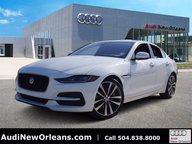 2020 Jaguar XE for sale at Metairie Preowned Superstore in Metairie LA