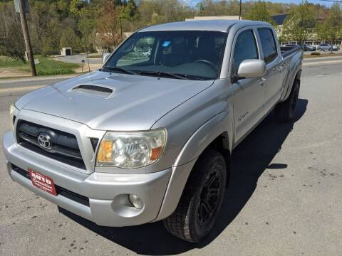 2008 Toyota Tacoma for sale at AUTO CONNECTION LLC in Springfield VT