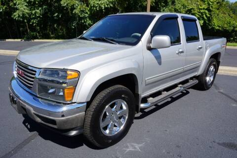 2012 GMC Canyon for sale at Modern Motors - Thomasville INC in Thomasville NC