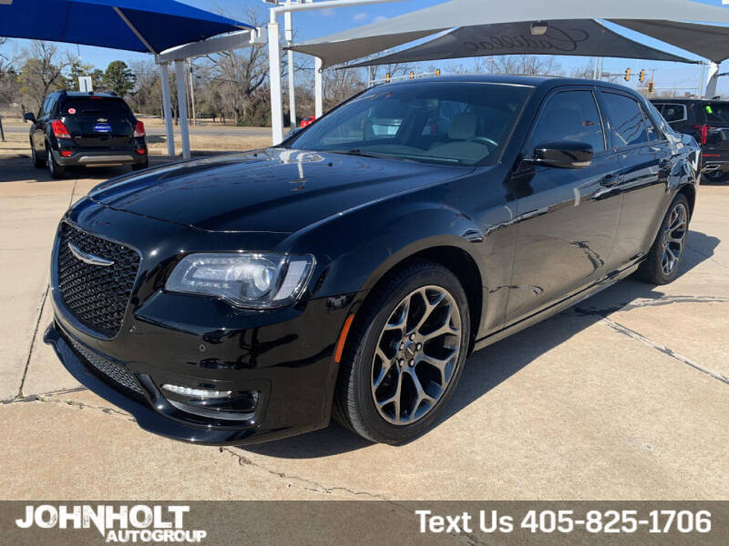 2017 Chrysler 300 for sale at JOHN HOLT AUTO GROUP, INC. in Chickasha OK