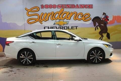 2020 Nissan Altima for sale at Sundance Chevrolet in Grand Ledge MI