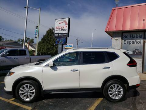 2017 Nissan Rogue for sale at Select Auto Group in Wyoming MI