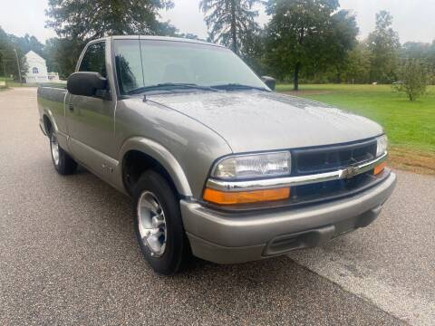 2000 Chevrolet S-10 for sale at 100% Auto Wholesalers in Attleboro MA