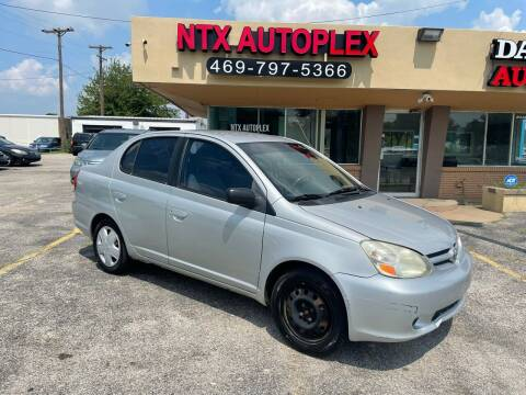 2003 Toyota ECHO for sale at NTX Autoplex in Garland TX