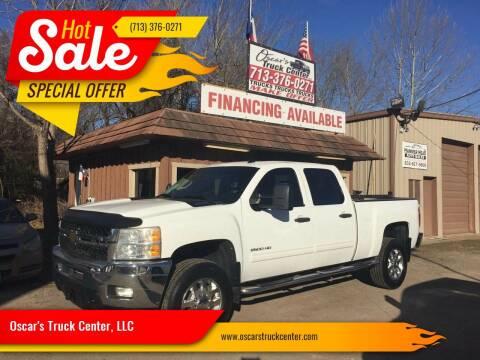 2011 Chevrolet Silverado 2500HD for sale at Oscar's Truck Center, LLC in Houston TX