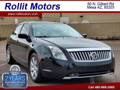2011 Mercury Milan for sale at Rollit Motors in Mesa AZ