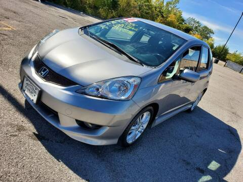 2010 Honda Fit for sale at Chupy Auto Sales in Rochester NY