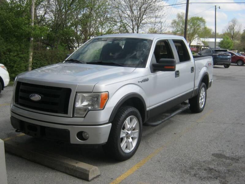 2009 Ford F-150 for sale at Premier Motor Co in Springdale AR