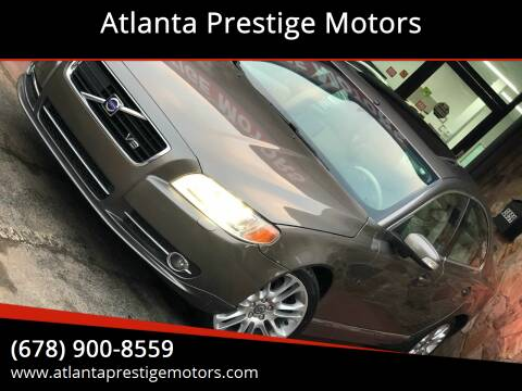 2008 Volvo S80 for sale at Atlanta Prestige Motors in Decatur GA