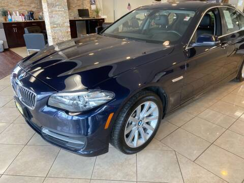 2014 BMW 5 Series for sale at Top Notch Auto Brokers, Inc. in Palatine IL