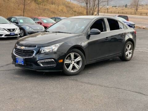 2015 Chevrolet Cruze for sale at Lakeside Auto Brokers Inc. in Colorado Springs CO