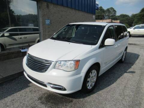 2016 Chrysler Town and Country for sale at Southern Auto Solutions - 1st Choice Autos in Marietta GA