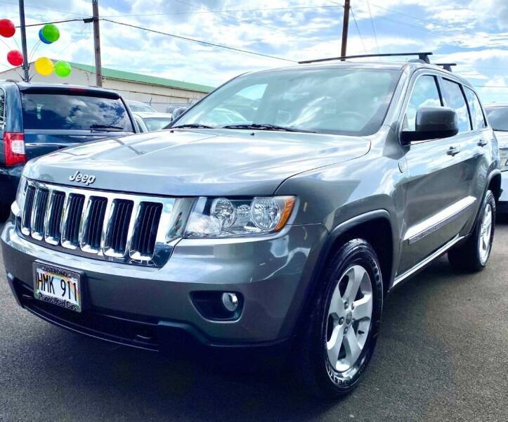 2011 Jeep Grand Cherokee for sale at PONO'S USED CARS in Hilo HI