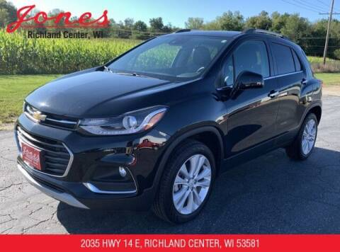 2019 Chevrolet Trax for sale at Jones Chevrolet Buick Cadillac in Richland Center WI