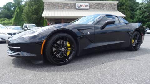 2014 Chevrolet Corvette for sale at Driven Pre-Owned in Lenoir NC