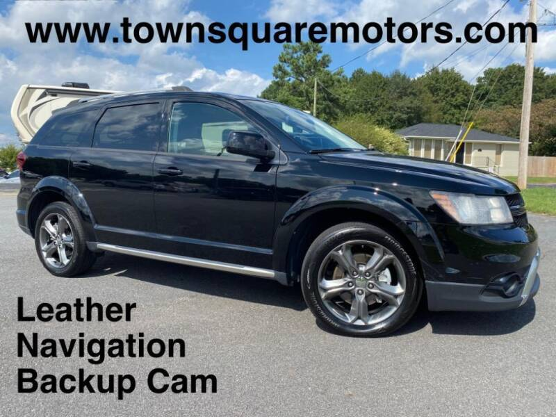 2017 Dodge Journey for sale at Town Square Motors in Lawrenceville GA