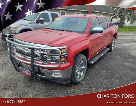 2014 Chevrolet Silverado 1500 for sale at Chariton Ford in Chariton IA