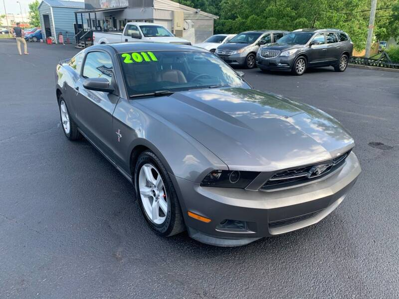 2011 Ford Mustang for sale at LexTown Motors in Lexington KY