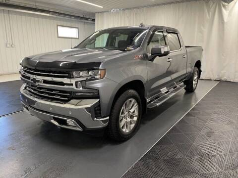 2019 Chevrolet Silverado 1500 for sale at Monster Motors in Michigan Center MI