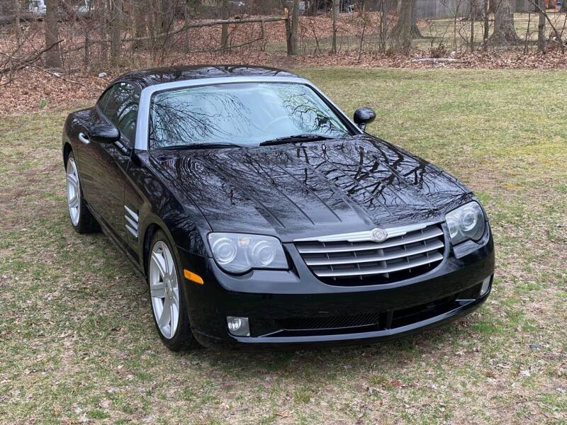 2004 Chrysler Crossfire for sale at Choice Motor Car in Plainville CT