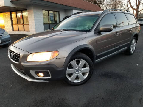 2009 Volvo XC70 for sale at Cedar Auto Group LLC in Akron OH