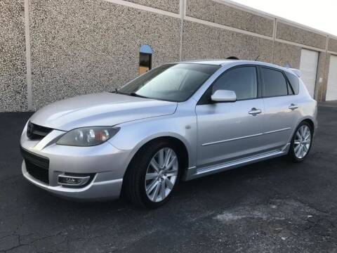 2008 Mazda MAZDASPEED3 for sale at Evolution Motors LLC in Dallas TX