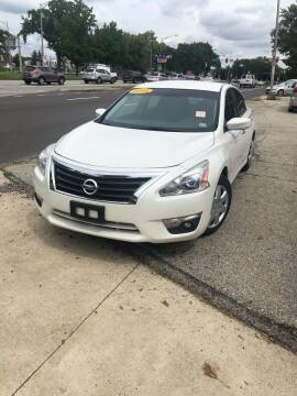 2014 Nissan Altima for sale at Z & A Auto Sales in Philadelphia PA