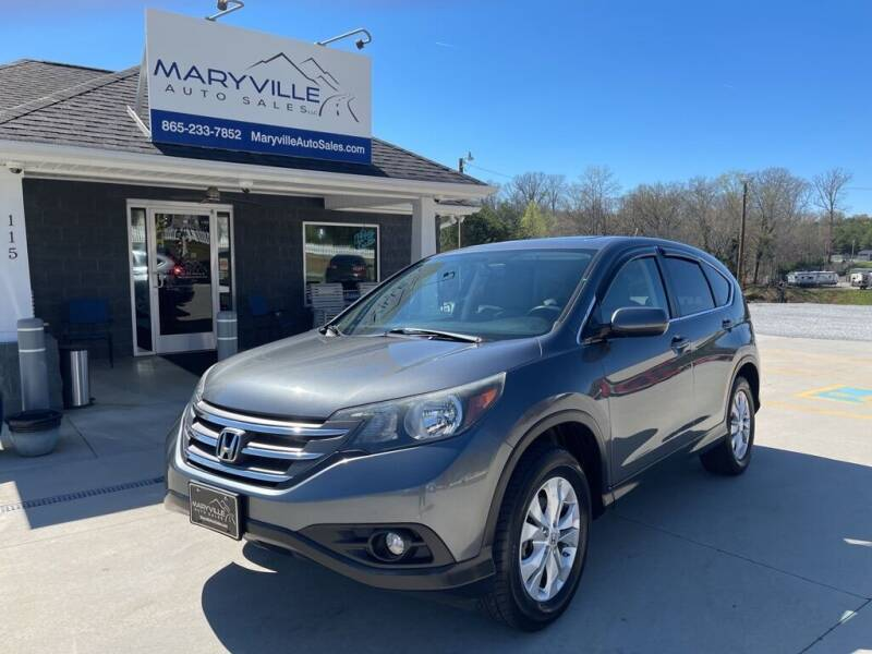2013 Honda CR-V for sale at Maryville Auto Sales in Maryville TN