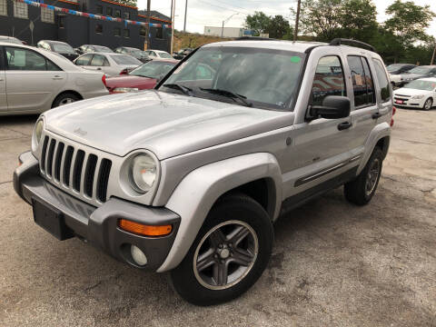2004 Jeep Liberty for sale at Sonny Gerber Auto Sales in Omaha NE
