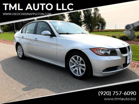 2006 BMW 3 Series for sale at TML AUTO LLC in Appleton WI