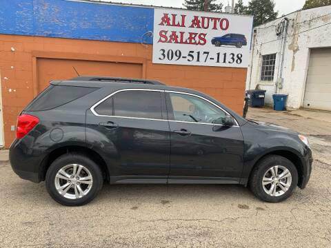 2013 Chevrolet Equinox for sale at Ali Auto Sales in Moline IL