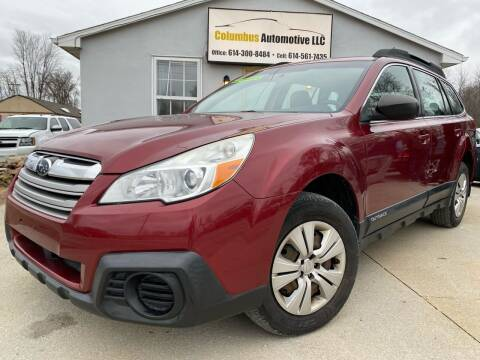 2014 Subaru Outback for sale at COLUMBUS AUTOMOTIVE in Reynoldsburg OH