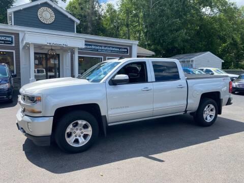 2017 Chevrolet Silverado 1500 for sale at Ocean State Auto Sales in Johnston RI
